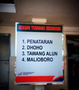 Kereta Api Lokal dan Ekonomi dari Stasiun Kota Baru Malang