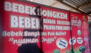 Bebek Songkem Pak Salim