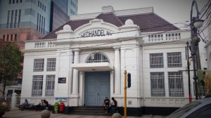 Bangunan Bersejarah di Jalan Asia Afrika Kota Bandung Yang Terawat
