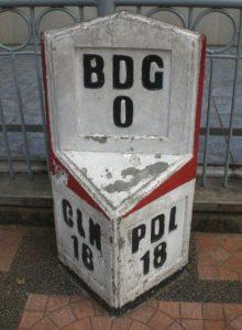 KM 0 Bandung