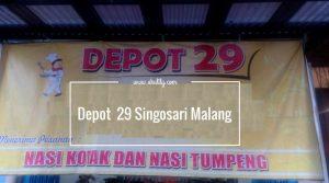 Sop Kambing Obat Depot 29 Singosari Malang Tak Ada Duanya