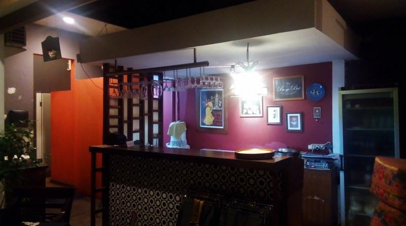 Cafe Bunga Bali Menu