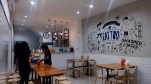 Burger Super Di Kota Malang Hanya Di Eat Two Burger Bar