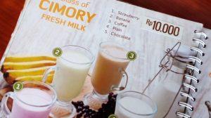 Makan Enak dan Sehat di Cimory Mountain View Puncak Bogor