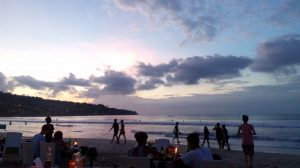 Senja di Jimbaran Bali