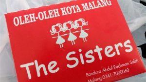 The Sisters Pusat Oleh-oleh di Bandara Udara Abdulrahman Saleh Malang