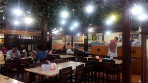 Suasana Ayam Goreng Yogyakarta