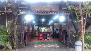 Pintu Masuk Ayam Yogyakarta Malang