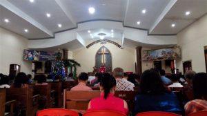 Gereja Kristen Jawi Wetan (GKJW) Kota Wisata Batu