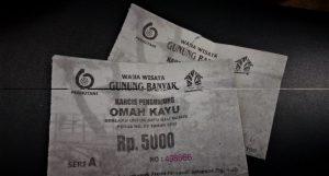 tiket masuk Omah Kayu di Kota Wisata Batu