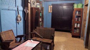 Rumah Penduduk Desa Budaya Osing Kemiren Banyuwangi
