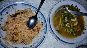Pecel Pitik dan Kopi Jaran Goyang Kuliner Unggulan Suku Osing