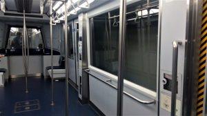 Kereta di Bandara Hong Kong