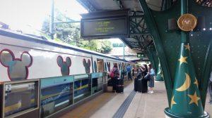Stasiun MTR Disneyland Hong Kong