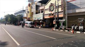 Jalan Pandanaran Semarang