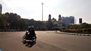 Jalan Pemuda dan Simpang Lima Semarang