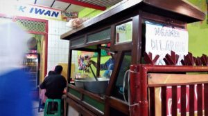 Tahu Campur Pak Iwan di Jagalan Kota Malang