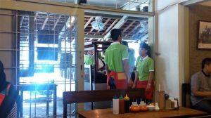 Makan Bakso Soun dan Mie Ayam Lodaya di Kota Bandung