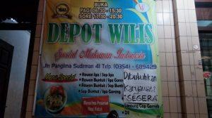 Depot Wilis Kota Kediri