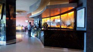 Lobi Hotel Aria Gajayana Kota Malang
