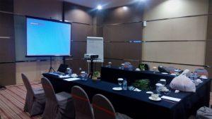 Ruang Pertemua Hotel Aria Gajayana Kota Malang