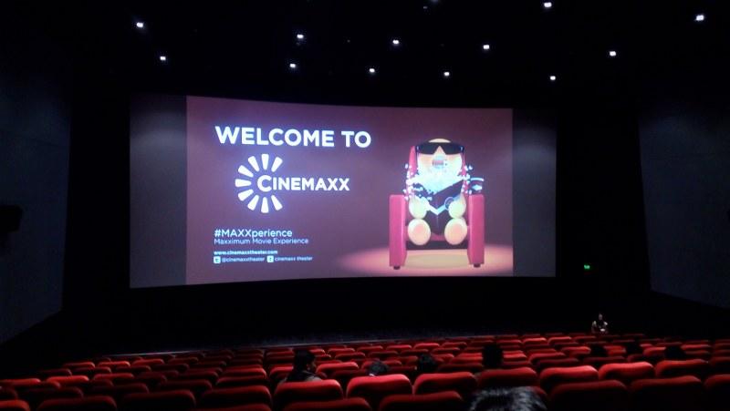 Akhirnya Bisa Nonton Film Di Bioskop Cinemaxx Di Kota Batu