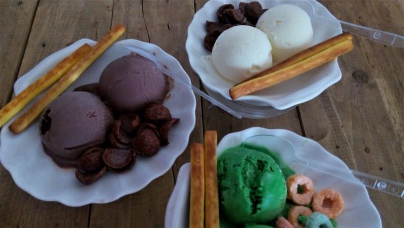 Mencicipi Liquid Nitrogen Ice Cream Di Cafe Keylabs Kota Malang