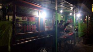Sate Madura Pak Sabar di Jalan Bandung Kota Malang