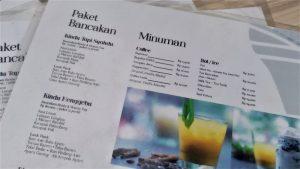 Menu Warung Rindu Kota Malang
