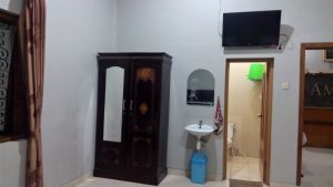 Kamar di Amalia Guest House Malang