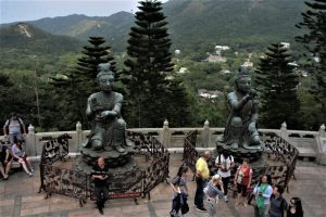 Kuil Budha Ngong Ping