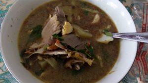 Soto Ayam Pulungdowo Tumpang