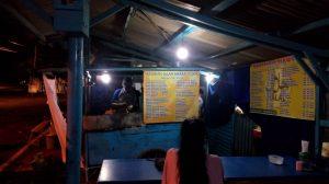 Masakan Cina Halal di Jalan Merapi Kota Malang