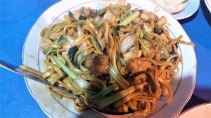 Mi goreng Masakan Cina Halal Jalan Merapi Malang