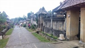 Desa Wisata Penglipuran di Pulau Bali