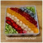 Segarnya Salad Buah Premium di Sidoarjo