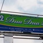 Pedasnya Ayam Lombok Ijo di Rumah Makan Dua-Dua kota Pare
