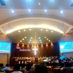 Jam Kebaktian GKI Kebonjati Bandung