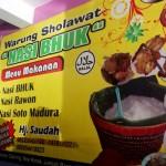 Menikmati Kelezatan Nasi Bhuk Madura Makanan Khas Kota Malang