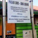 Belanja Nyaman Ala Pasar Swalayan di Pasar Oro-Oro Dowo Malang