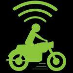 Naik Gojek Mengelilingi Kota Bandung di Sabtu Sore