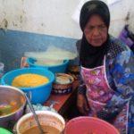 Beli Nasi Jagung Enak Di Pasar Gentengan Kota Batu
