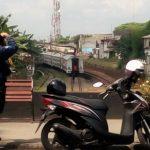 Menikmati Senja dan Kereta Api Dengan Anak di Kota Malang