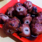 Makan Bakso Bakar Trowulan 65 Yang Terkenal di Kota Malang
