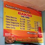 Bakso Dengan Daging Sapi Asli Di Bakso Cak Toha Malang