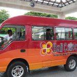 Naik Shuttle Bus Dari Hotel ke Bali Collection Nusa Dua Bali