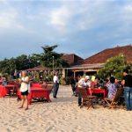 Keindahan Sunset di Pantai Jimbaran Bali Yang Tiada Duanya