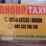 Perlu Taksi Meter Di Kota Kediri Telepon Dhoho Taxi Saja