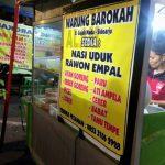 Warung Barokah Tempat Makan Malam di Pinggir Jalan Kota Sidoarjo