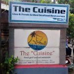 Makan Hidangan Laut di The Cuisine Pantai Kedonganan Jimbaran Bali